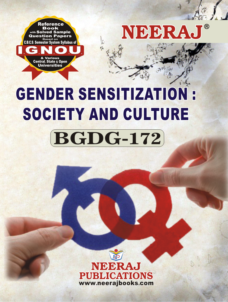GENDER SENSITIZATION : SOCIETY AND CULTURE