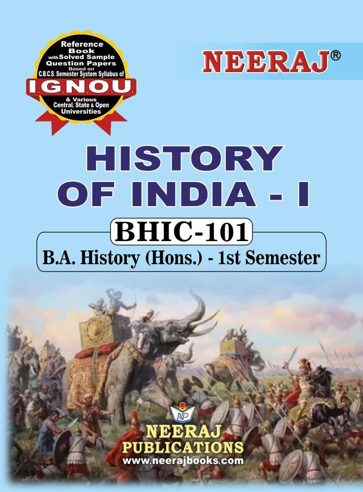 History of India - I