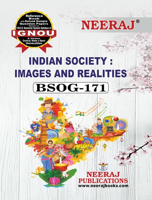 INDIAN SOCIETY : IMAGES AND REALITIES