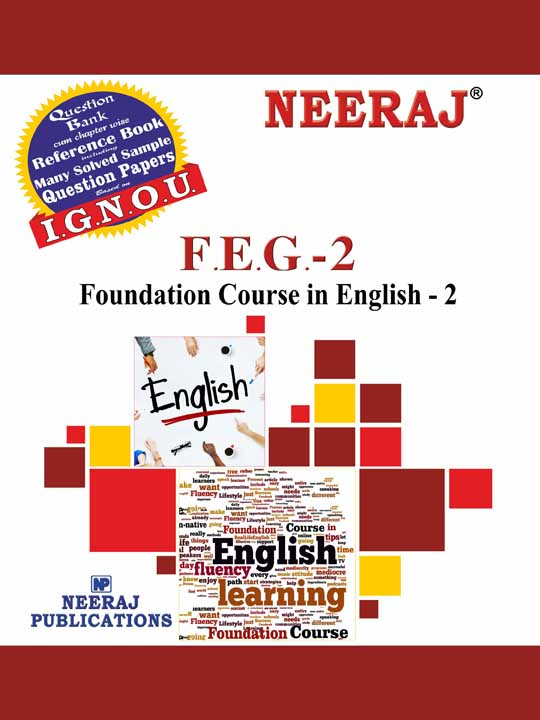 Foundation Course in English - 2