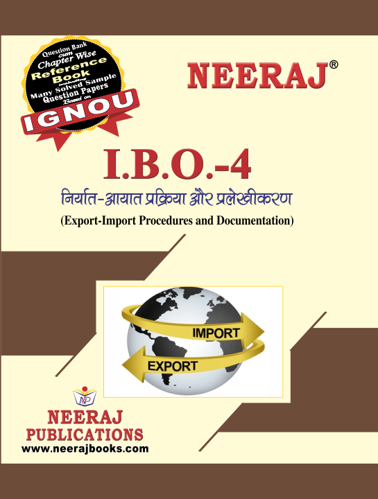 Export - Import Procedure and Documentation