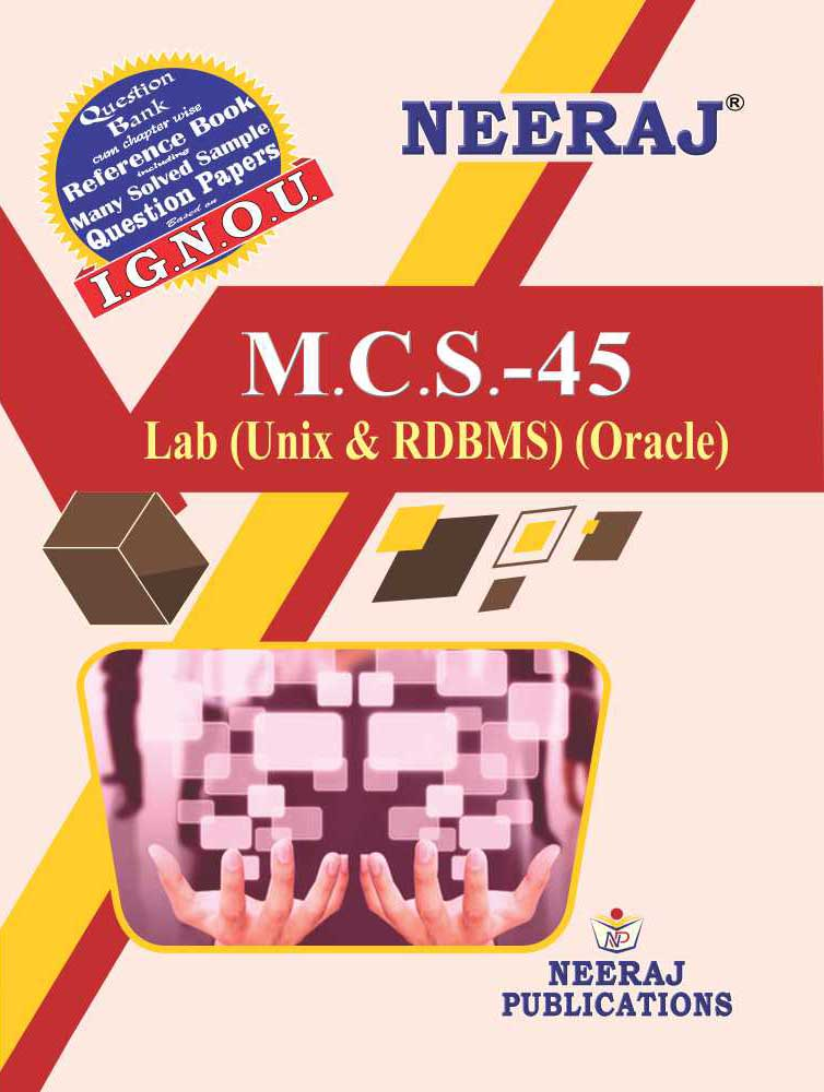 Lab ( UNIX and RDBMS ) (Oracle)