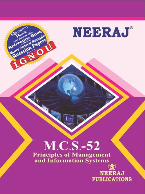 Principles of Management and Information Systems