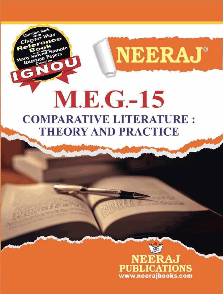 COMPARATIVE LITERATURE : THEORY AND PRACTICE