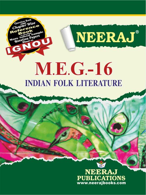 INDIAN FOLK LITERATURE