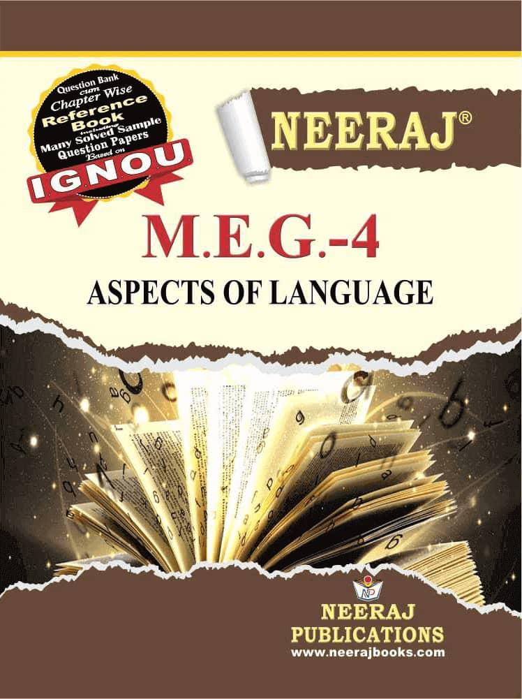 ASPECTS OF LANGUAGE