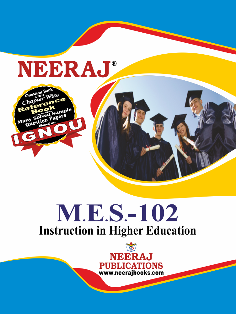 Instruction in Higher Education