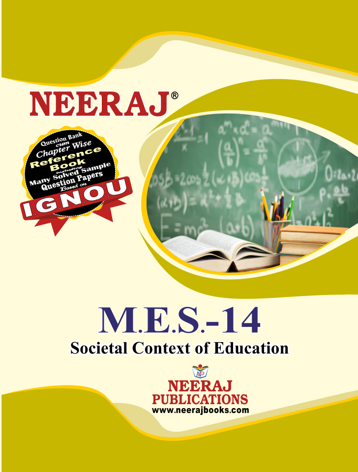 Societal Context of Education