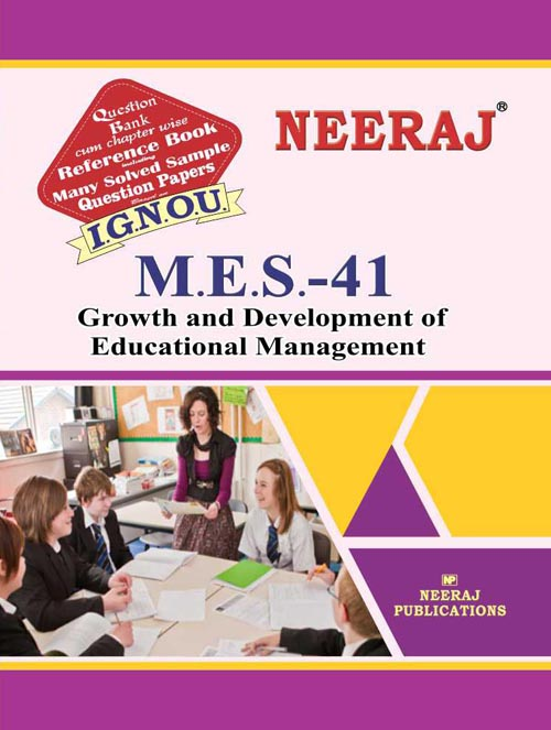 Growth and Development of Educational Management
