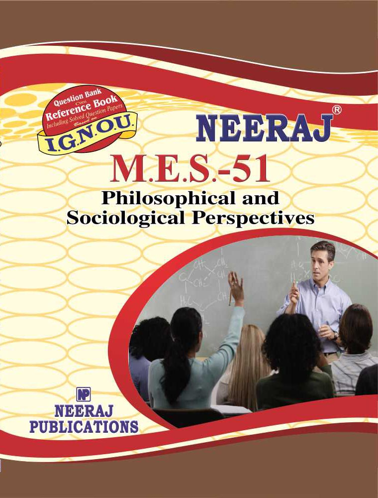 Philosophical and Sociological Perspectives