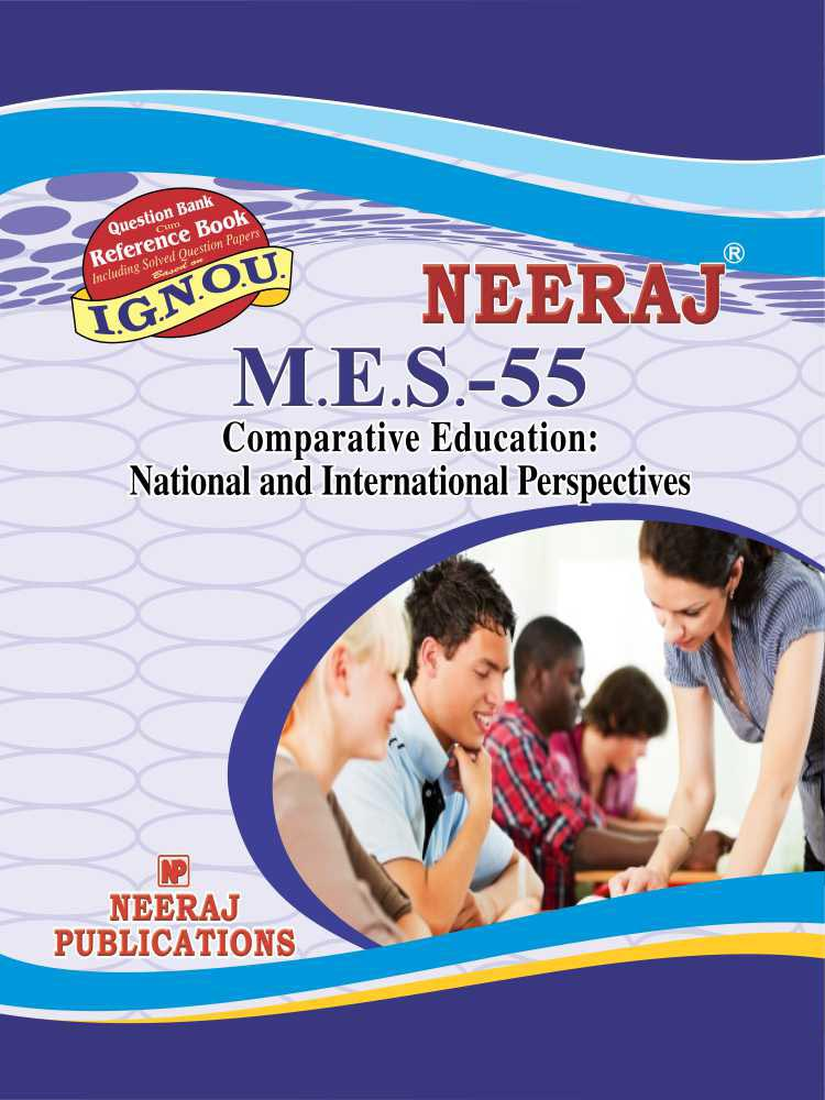 Comparative Education: National and International Perspectives