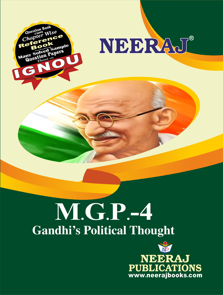 Gandhi's Political Thought