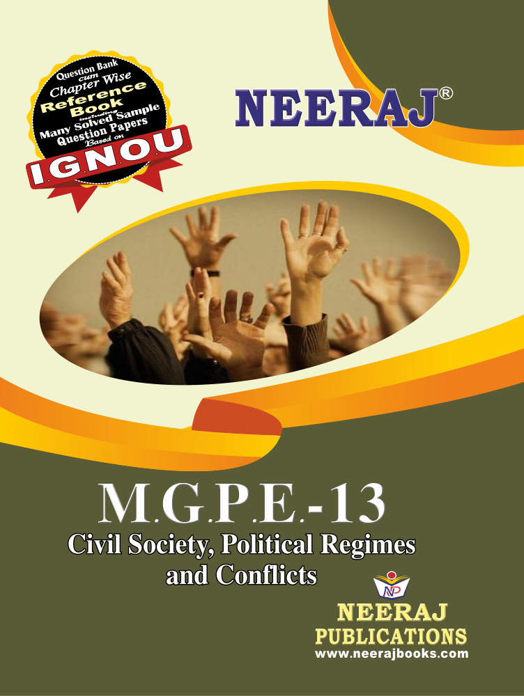 Civil Society Political Regimes and Conflict