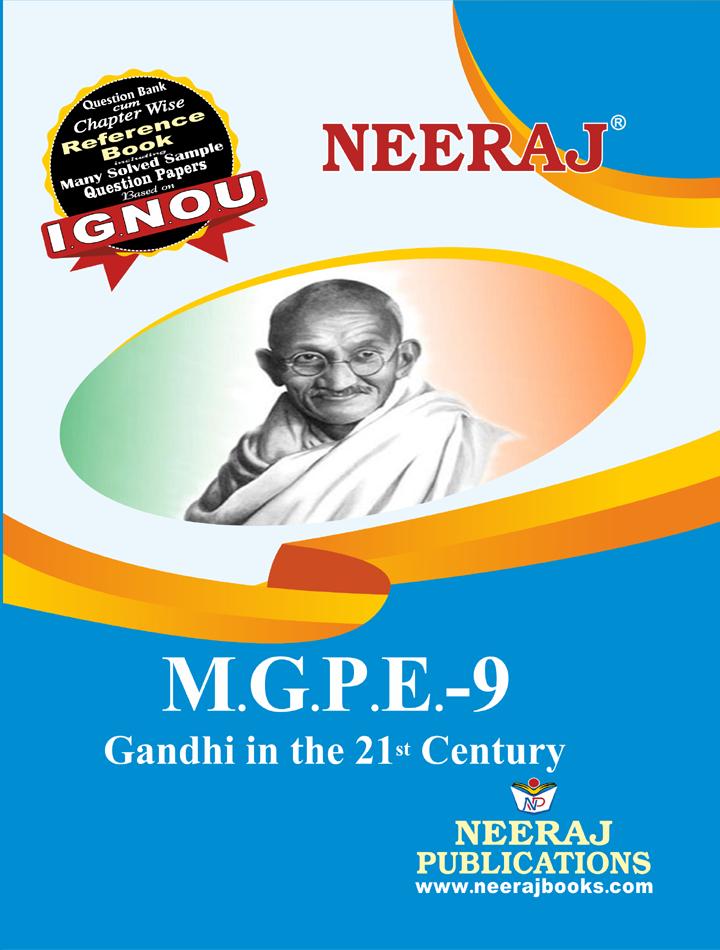 Gandhi in 20th Century