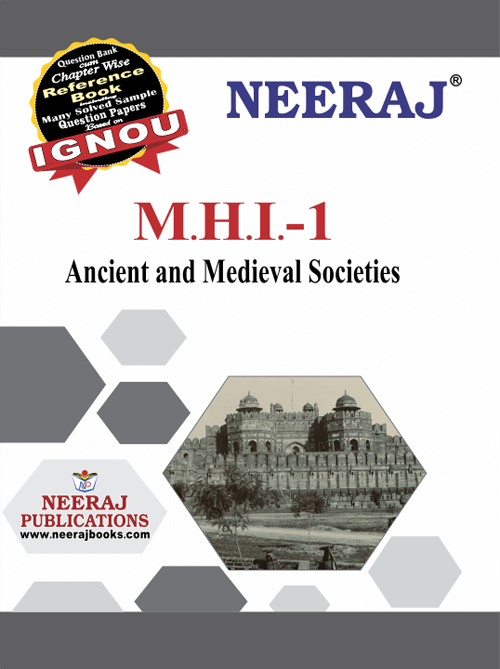 Ancient and Medieval Societies