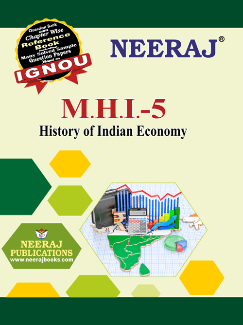 History of Indian Economy