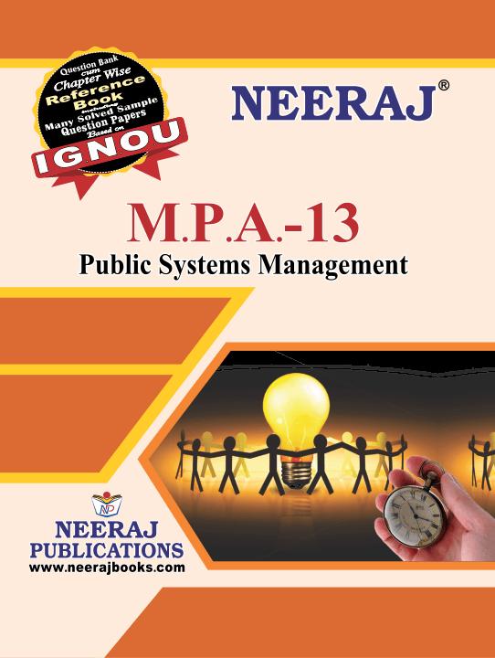 Public Systems Management