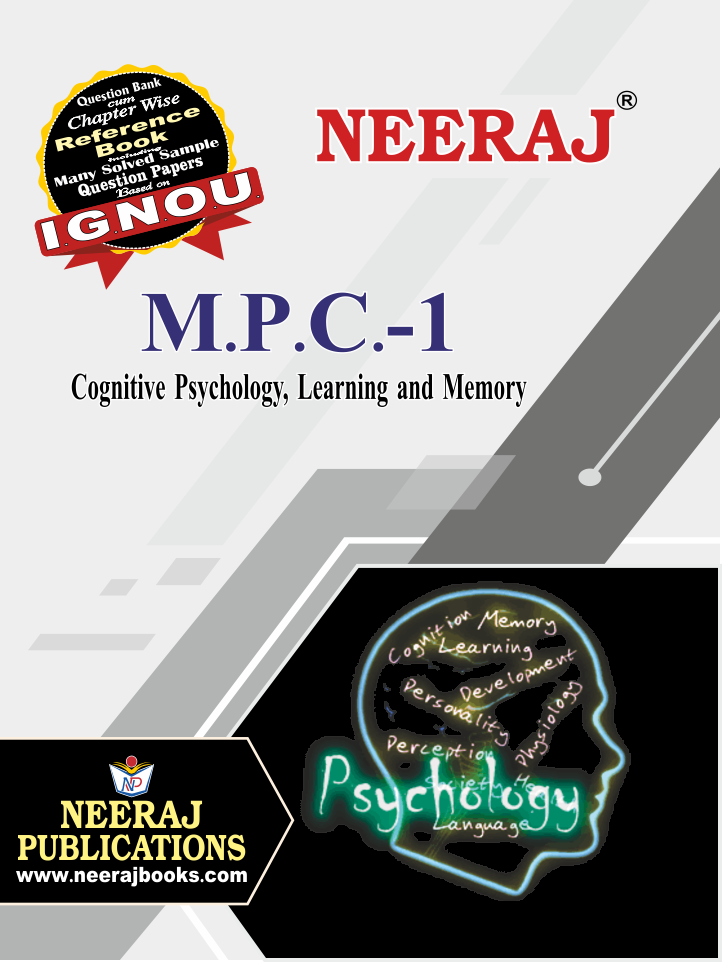 Cognitive Psychology Learning and Memory
