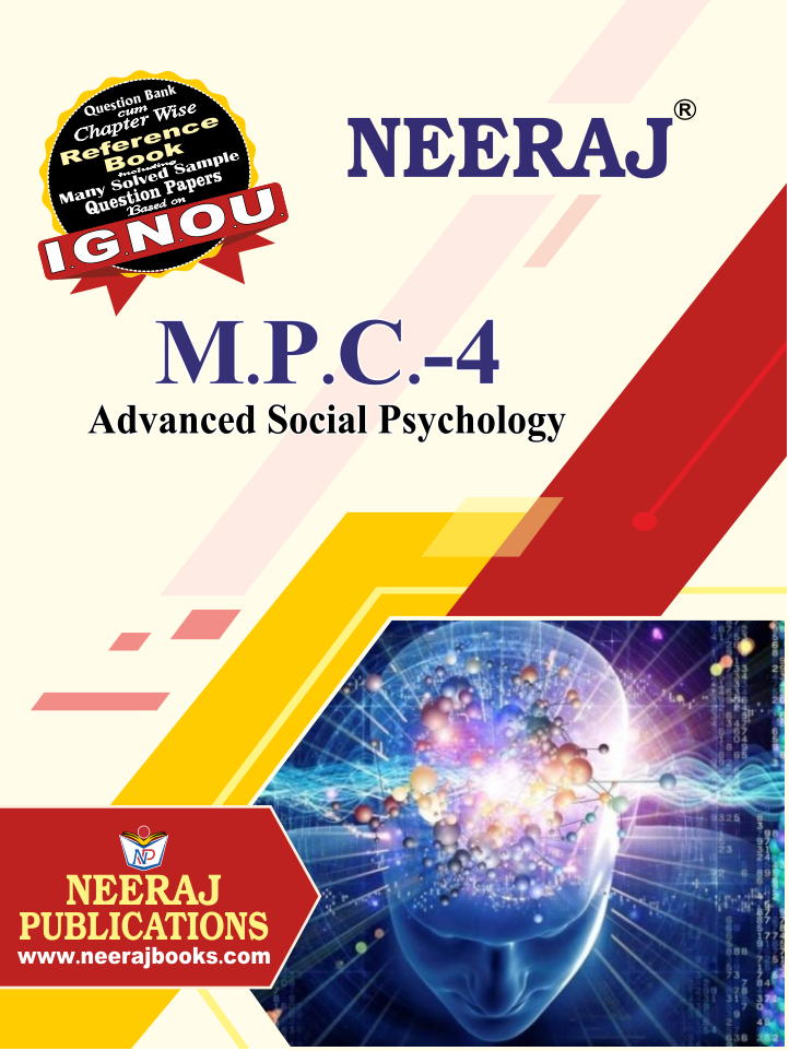 Advanced Social Psychology