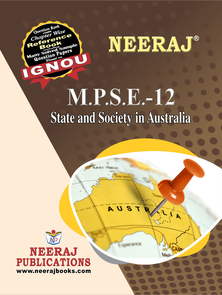 State and Society in Australia