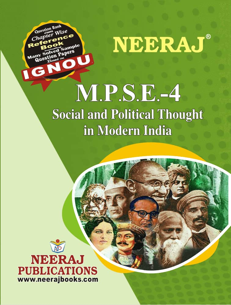Modern Indian Social and Political Thought