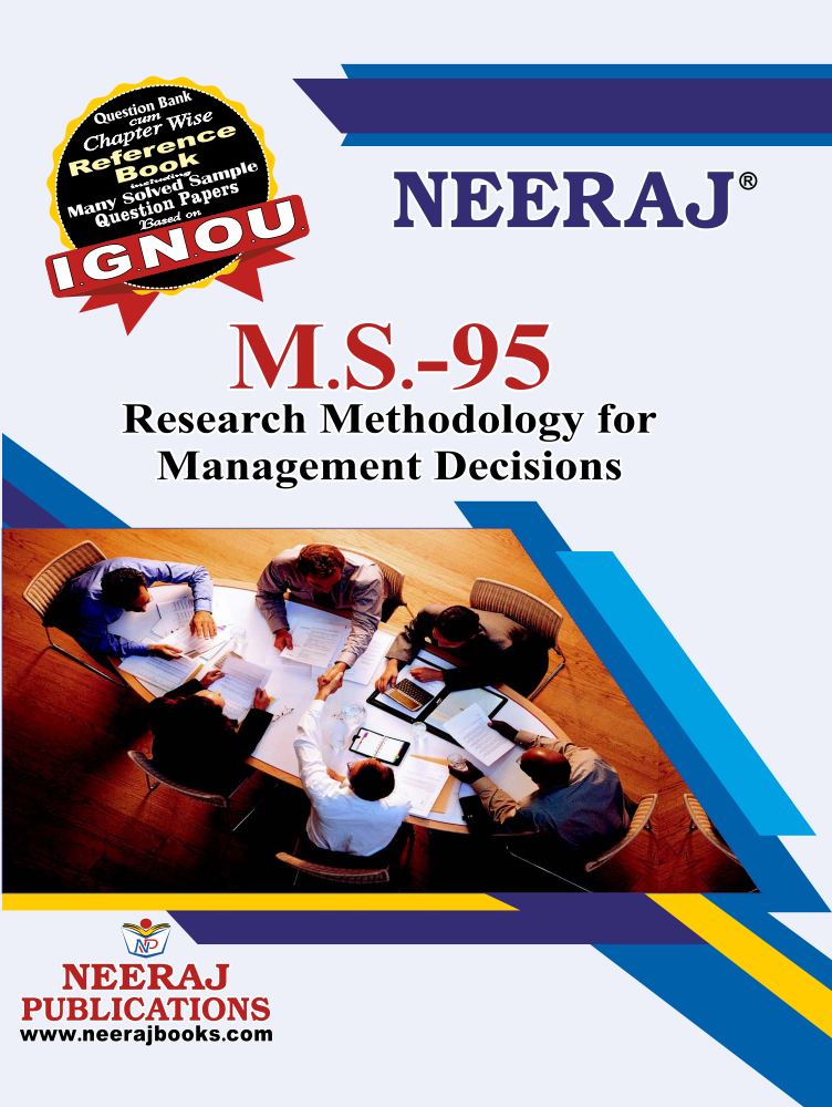 Research Methodology for Managerial Decisons
