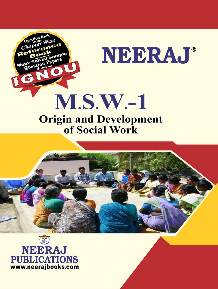 Origin and Development of Social Work