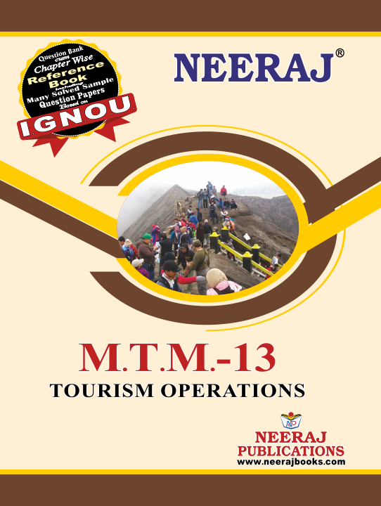TOURISM OPERATIONS