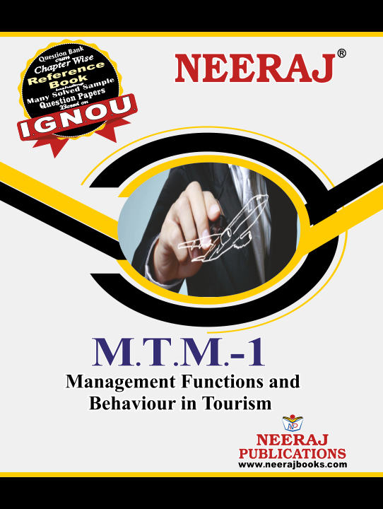 Management Functions and Behaviour in Tourism