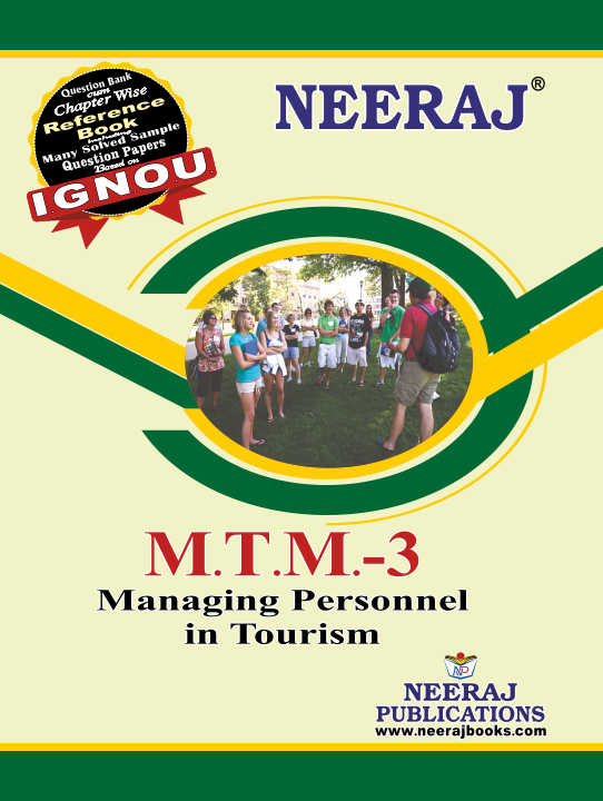 Managing Personnel in Tourism