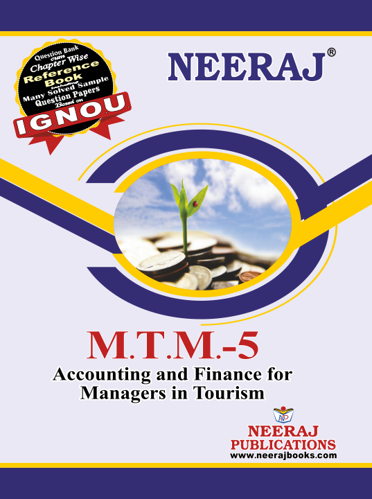 Accounting and Finance for Managers in Tourism