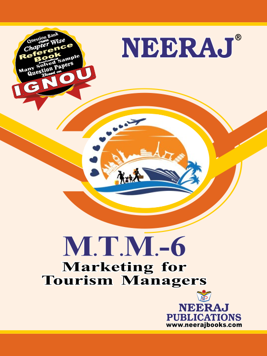 Marketing for Tourism Managers