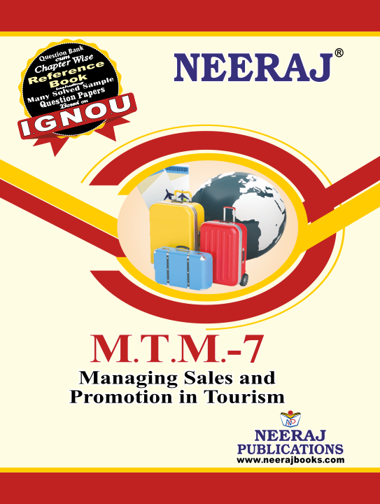 Managing Sales and Promotion in Tourism