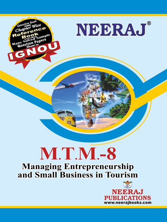 Managing Entrepreneurship and Small Business in Tourism