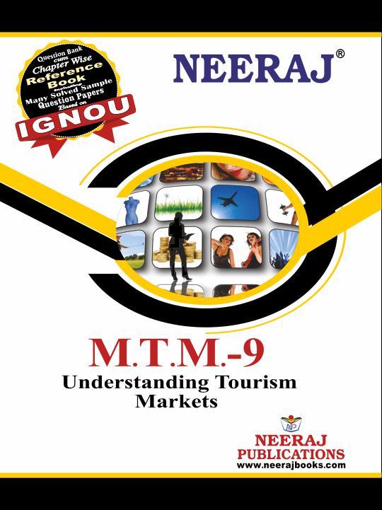 Understanding Tourism Markets