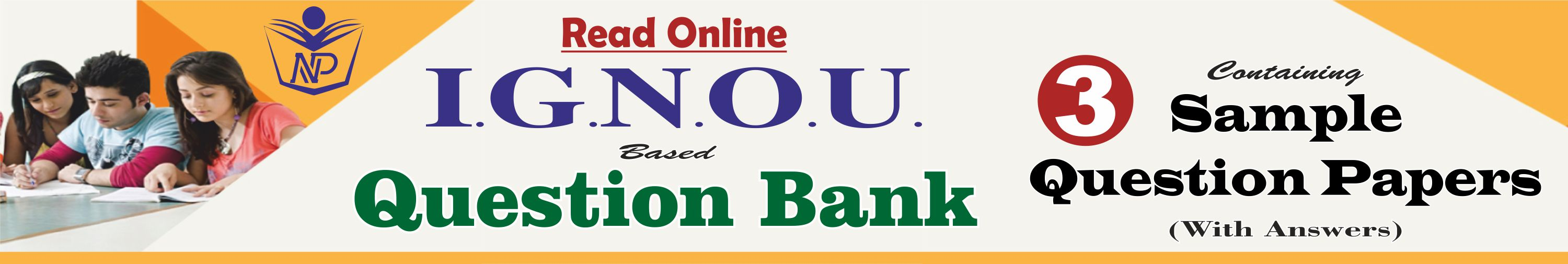 IGNOU header Banner
